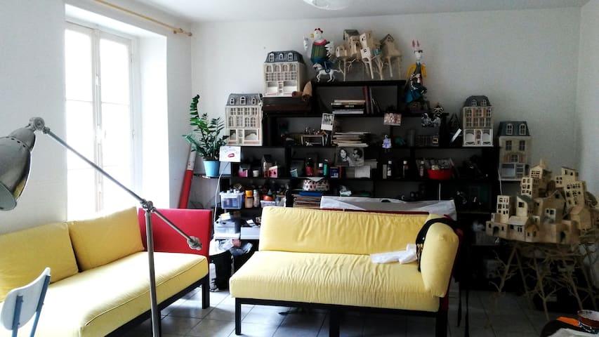 Vaste appartement  proche Disneyland/Paris(25min) - Lagny-sur-Marne