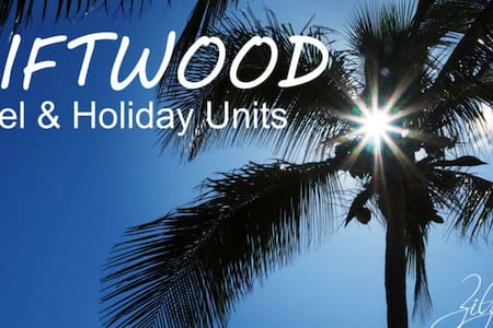 Driftwood motel and holiday units - Yeppoon