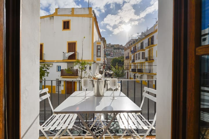 Extraordinary historical center - Ibiza - Loft
