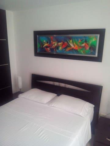 Confortable habitación. - Bucaramanga - Departamento