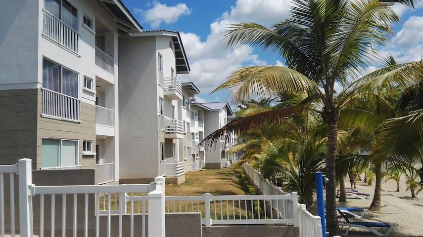 Terraza y Patio al Mar  las olas te arrullan - Arraijan - Apartment