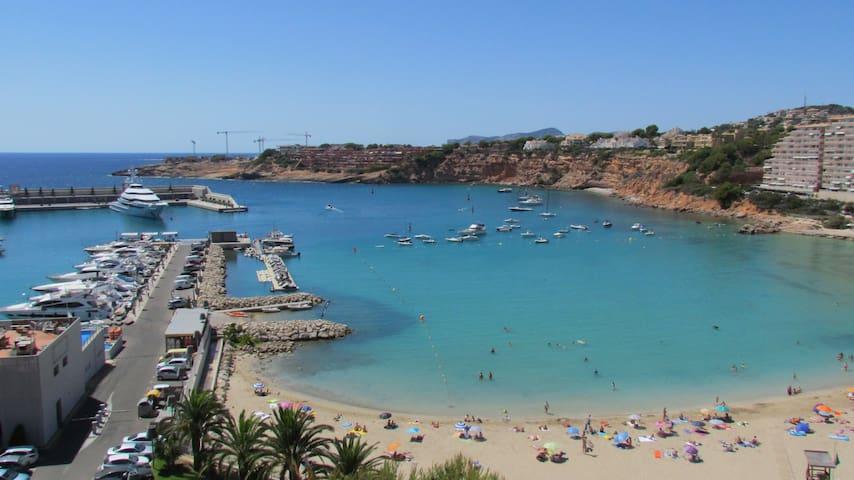 SEA VIEW in Port Adriano / New Entry - El Toro