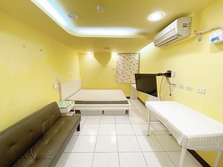 便宜舒適小套房,優良個人空間。