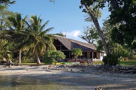 Aore Point Private Retreat 5 bed Waterfront Home