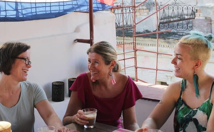 Explaining Cuban food culture