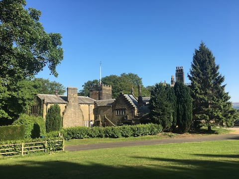 Unique & superbly located Ribble Valley apartment