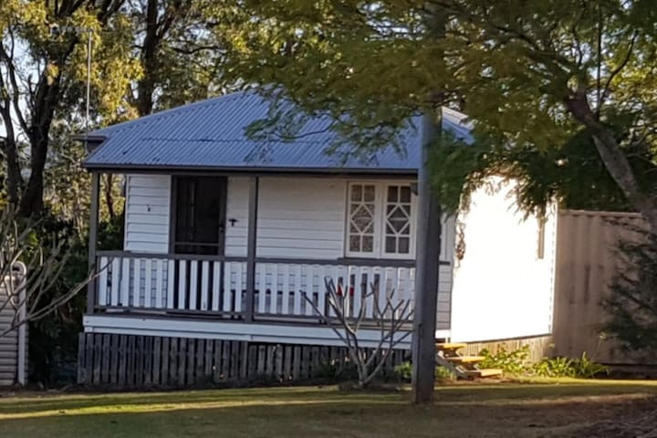 Historic sawmill cottage