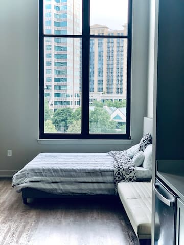 Luxurious Buckhead with a view