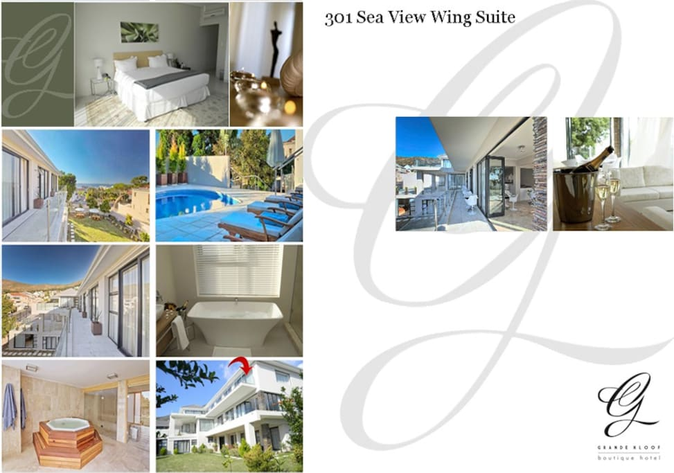 301 Sea-View Wing Suite