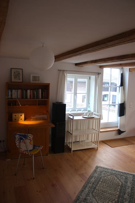 zimmer mit ausblick und terrasse h user zur miete in seefeld hechendorf bayern deutschland. Black Bedroom Furniture Sets. Home Design Ideas