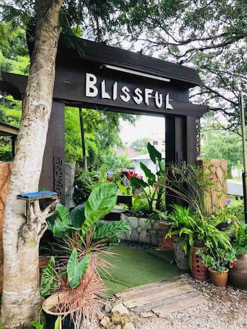 Blissful Guest House (3 minutes walk to the beach)