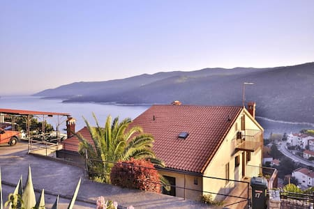 Apartments Adriana / A3 One bedroom - Rabac