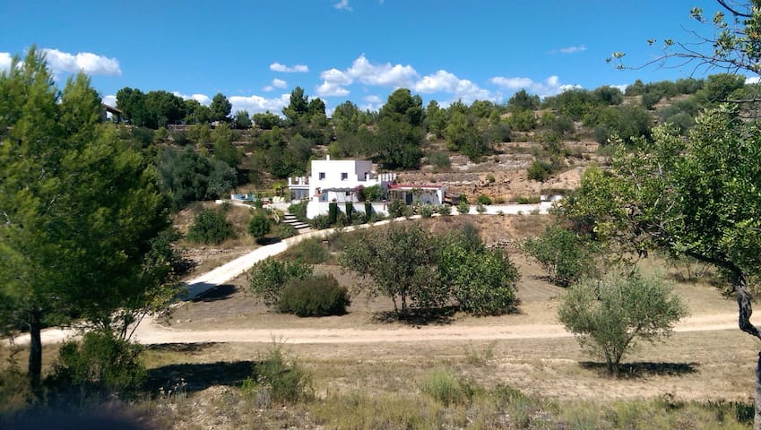 Beautiful 3 bedroom villa, sleeps 6 - Tortosa - Villa