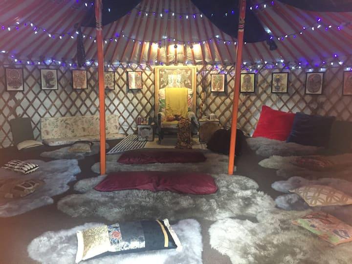 The Queen's Inner Sanctum