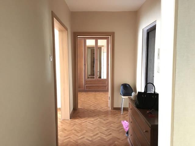 Чистая, 2комнатная квартира - Иркутск - Apartment