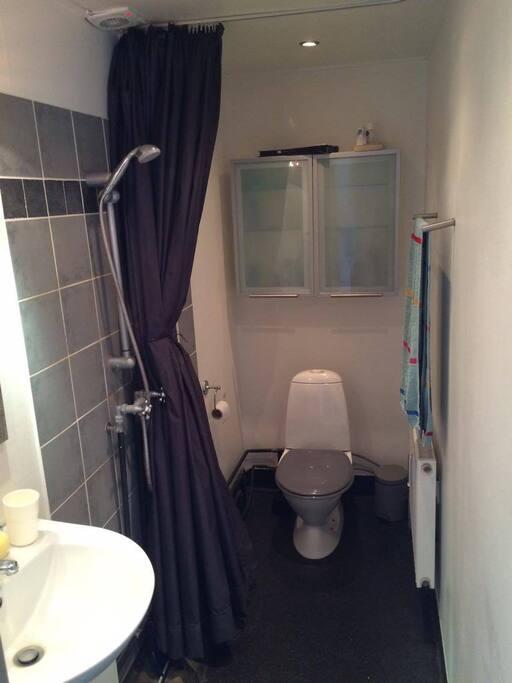 Bathroom / Badeværelse