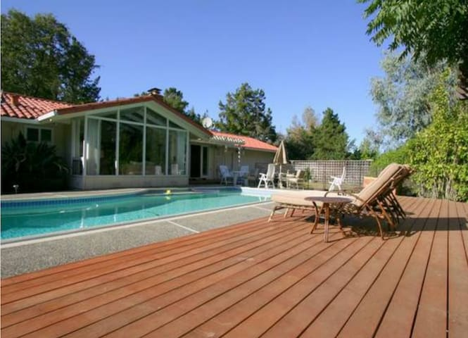 Beautiful 4-bedroom home in Los Altos Hills - Los Altos Hills - House