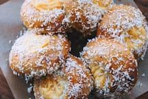 Traditional Norwegian buns, skolebrød, at NORSK (mynorskway.com)