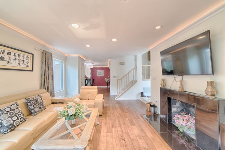 Charming house close to SF Airport and downtown SF
