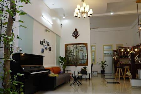 Nha Xanh La - The Green House Phu Yen