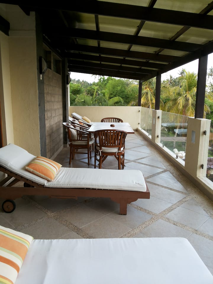 Abalone Resort   2 einzelbetten Zimmer, sea side