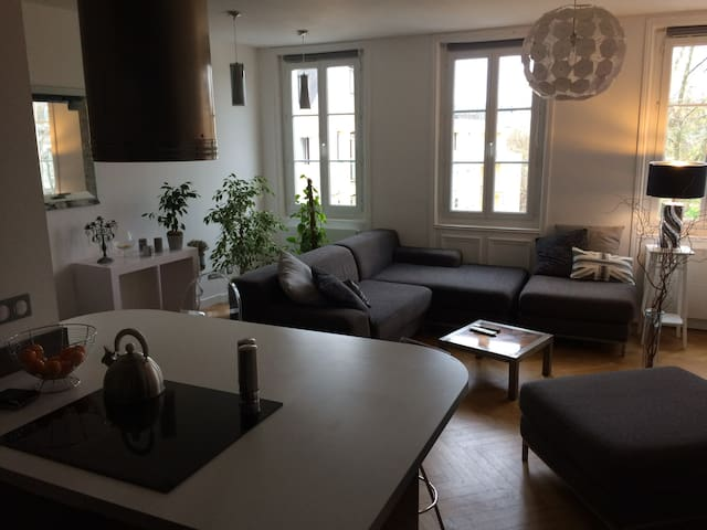 Appartement moderne et agréable