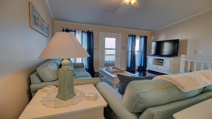 Newly Renovated!  Beach Haven at Sea Dunes