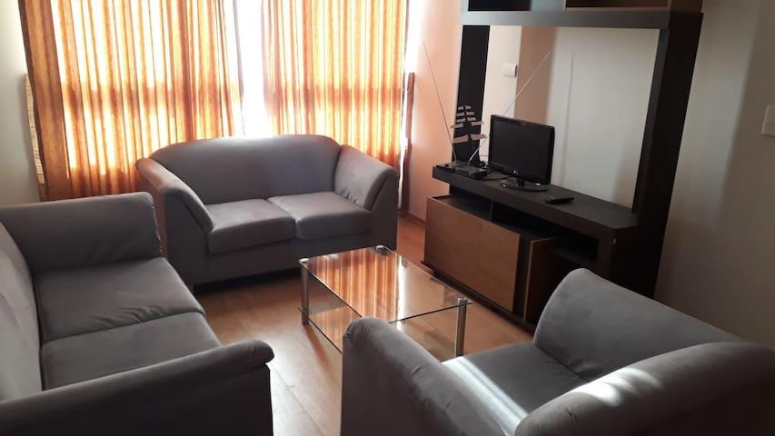 Apartamento en estreno, con excelente ubicación!!