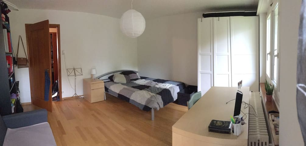 room in Schwamendingerplatz - Zurique - Apartamento