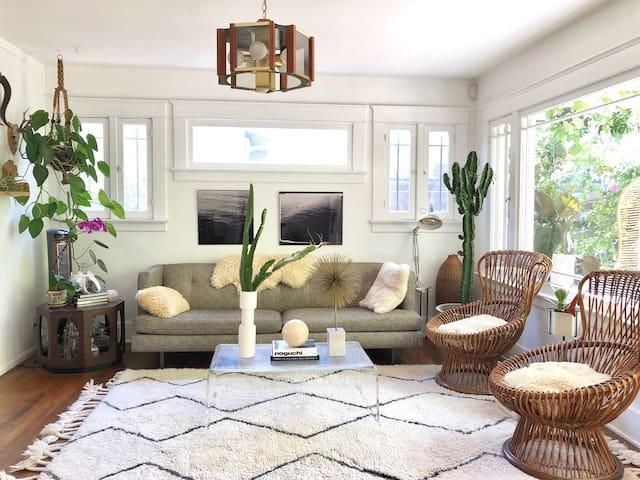 Modern Venice Craftsman Home Oasis - Jungle Room