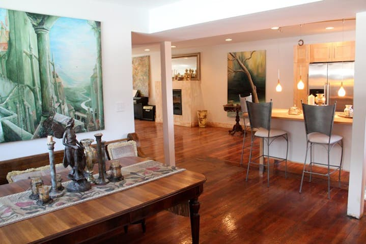Westville Village Oasis - Townhouse - New Haven - Reihenhaus