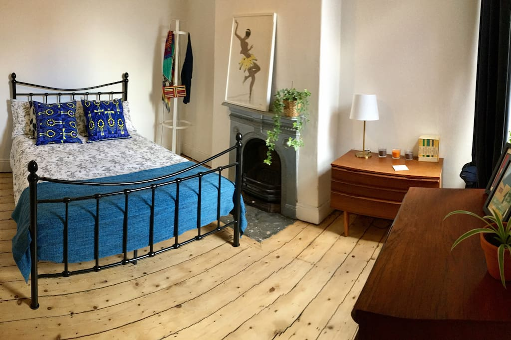 Peaceful and stylish double room