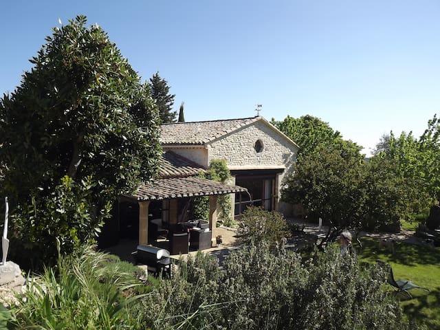 La Bergerie de VALLERARGUES - Vallérargues - Dům