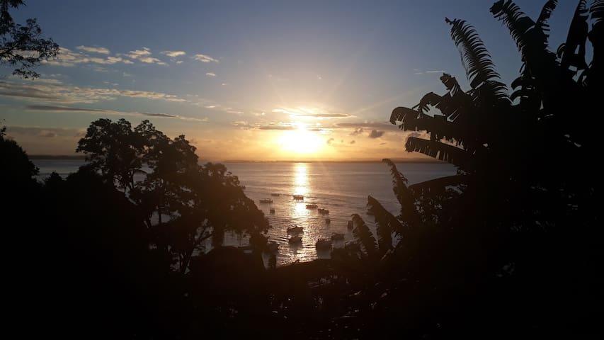 La Casa Amarela en la ilha que enamora @ !