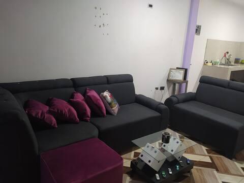Apartamento que ofrece Comodidad y tranquilidad.