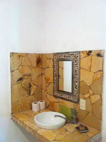 Habitación en Casa Guacamayas - Palenque - Casa