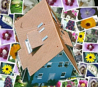 Ferienwohnung Füxle im Bio Holzhaus - Herbolzheim