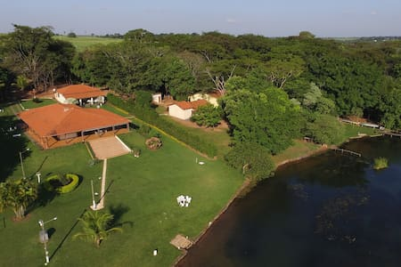 Beautiful house by the River - SP State/Brazil