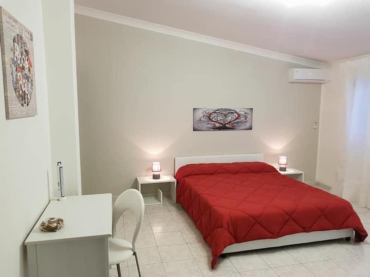Elegante attico nel cuore di Reggio Calabria