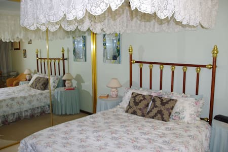 Mimsbrook Farm B&B  Kingfisher Suite - Darling Downs