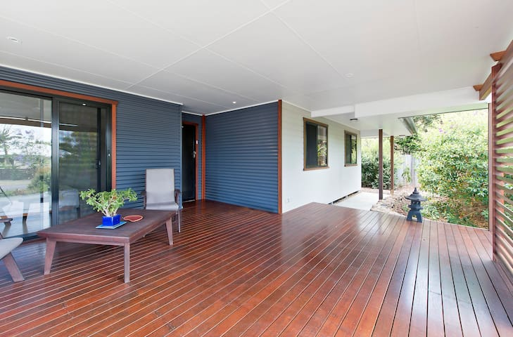 Just the spot for a small group: family or friends - Bangalow - Hus