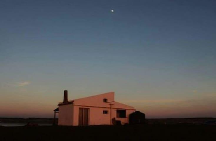 Hemosa casa equipada para 5 - Cabo Polonio - House