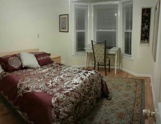 Private Room and Bathroom in Cary (near Raleigh)