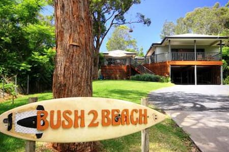 Bush to Beach - Elizabeth Beach - Casa