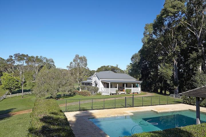 Sunnybank Farm Byron Bay Hinterland