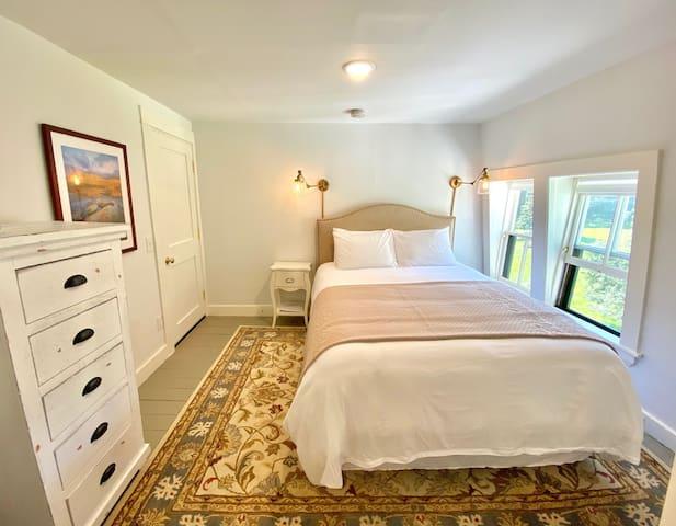Acadia room in the Oakland House Inn