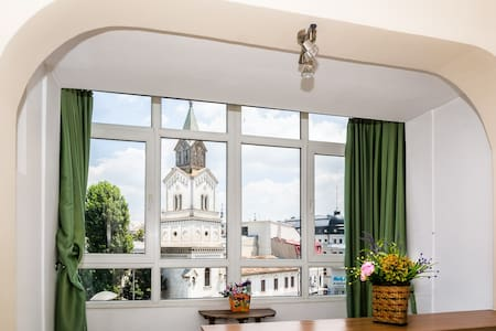 Unique 2 rooms apt in the heart of the OLD TOWN - București - Apartament