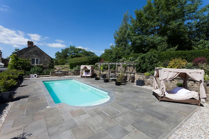 Luxury Peak District Home - 2 miles from Ashbourne