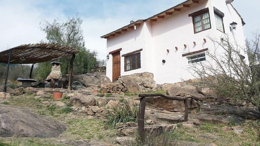 YacantoLoft Cabaña en Paz - La Población - Nature lodge
