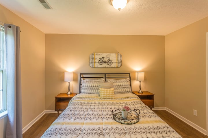 ☀️Sweet Retreat 10 Minutes to Downtown Chattanooga